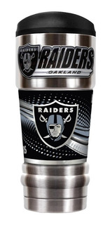 Oakland Raiders Termo 18 Oz