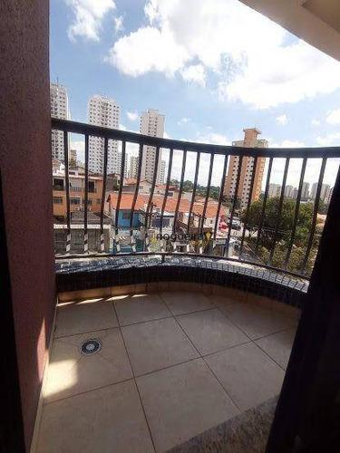 03 Dormitorios Com Suite Jd Marajoara - Ap15998