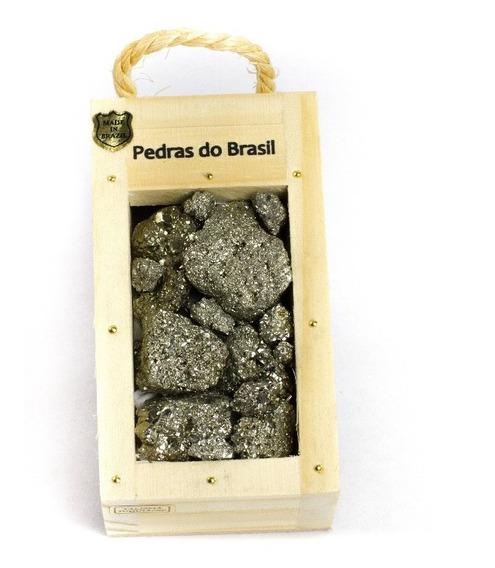 Drusas De Pirita - Caixa Beleza Natural - Souvenir