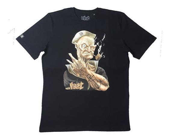 Camiseta Básica 2825 Popeye Lost