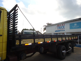 Carroceria Madeira, 7,80 Mts, Mb / Vw / Iveco / Volvo