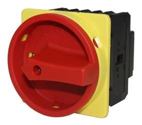 Chave Rotativa Comutadora 63a Lig/des C/cadeado Kp3-63-3p