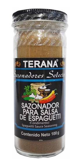 Sazonador Salsa Spaguetty Terana