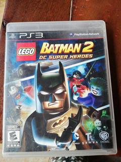Juego Ps3 Lego Batman 2 Dc Super Heroes