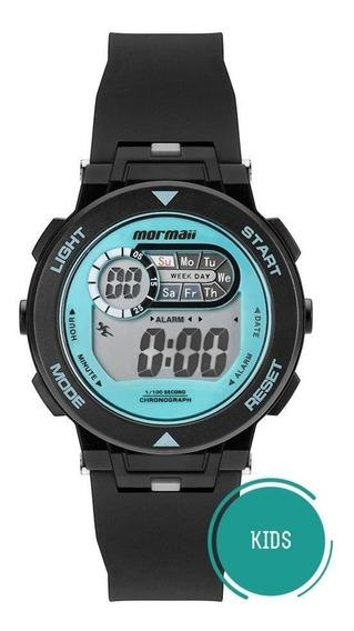Relógio Mormaii Masculino Mo0986a/8a Digital Infantil Nxt