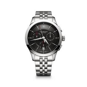 Relógio Victorinox 241745 Alliance Prata Original