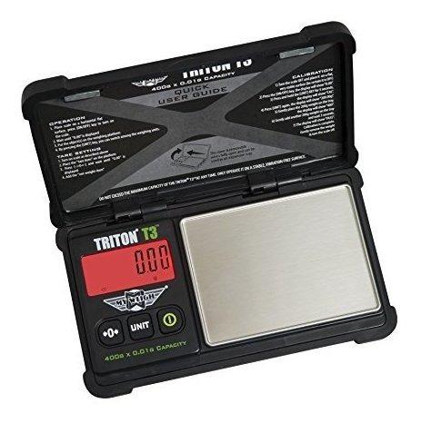 My Weigh T3400 Triton T3 400 Gramos X 001 Digital Pocket Sca