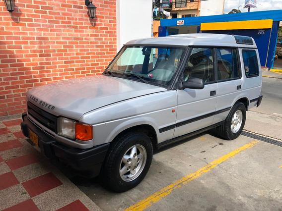 Land Rover Discovery 1996. Motor Recién Reparado.