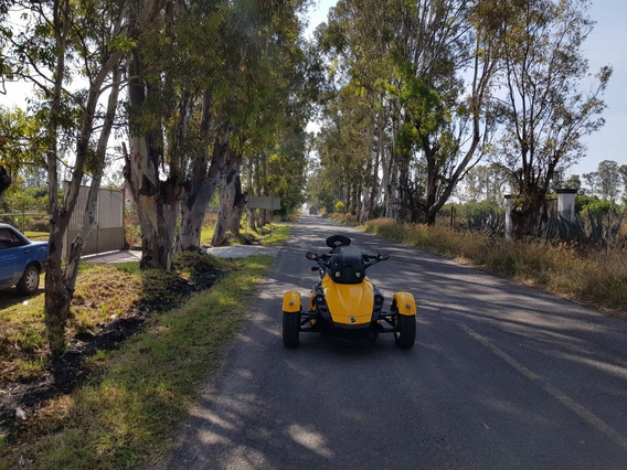 Can Am Spyder Rs 2009