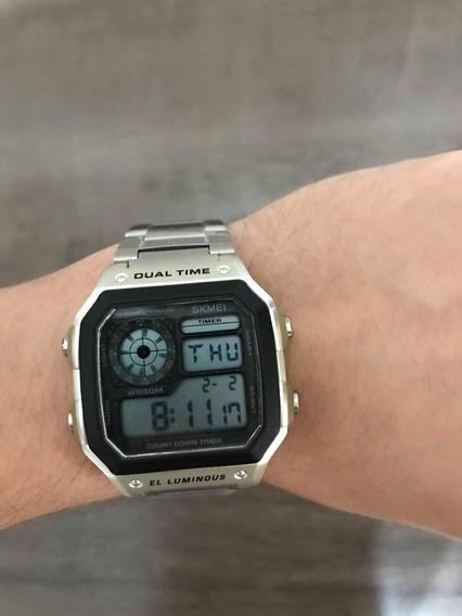 Relógio Skmei Quadrado - Prova D