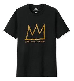 Uniqlo Sprz Ny Graphic T-shirt (jean-michel Basquiat)