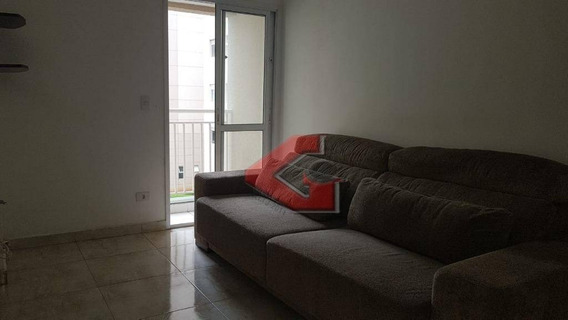 Apartamento Com 2 Dormitórios À Venda, 52 M² Por R$ 260.000 - Baeta Neves - São Bernardo Do Campo/sp - Ap2868