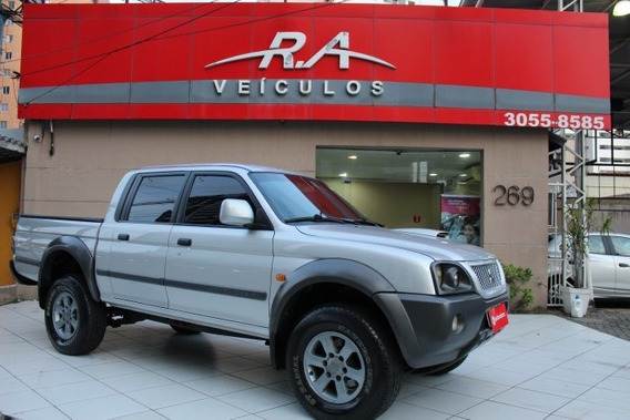 L200 2.5 Gls 4x4 Cd 8v Turbo Intercooler Diesel 4p Manual
