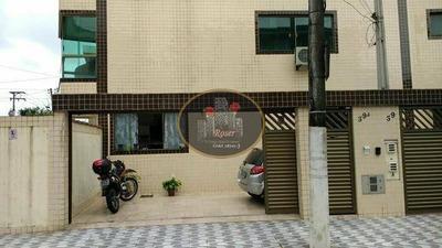 Aluga-se Linda Casa Semi Nova Sobreposta Baixa 3 Quartos Na Ponta Da Praia - Codigo: So0086 - So0086