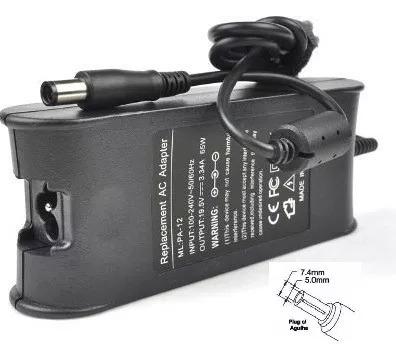 Fonte Carregador Notebook Dell Pa-12 19.5v 3.34a Ac Adapter