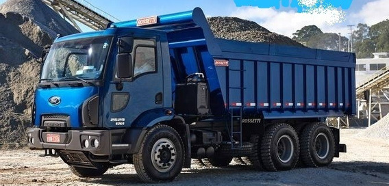 Ford Cargo 2629 6x4 Caçamba Rosseti 14 Mts 2019