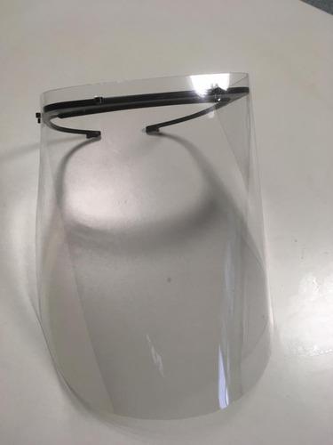 Nuevos Protectores/mascarillas Faciales Transparentes X 20