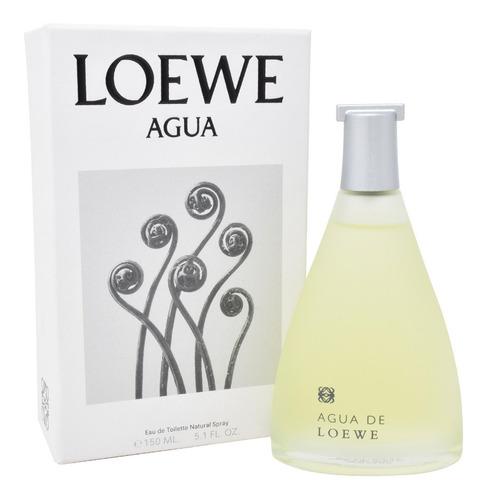 Imagen 1 de 1 de Perfume Agua Loewe 150 Ml Eau De Toilette Spray Unisex
