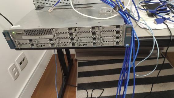 Servidor Para Virtualização Cisco Ucs C210
