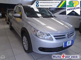 Volkswagen Saveiro Ce Gv 1.6 2013 - Santa Paula Veículos