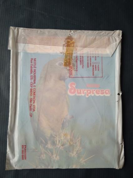 Álbum Figurinhas Chocolate Surpresa Sertões Vazio- Excelente