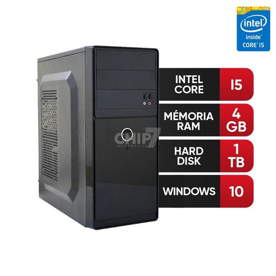 Desktop Intel Core I5 4gb Ddr3 Hd 1 Tb, Ssd. Super Promoção!