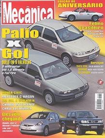 Om.182 Nov01- Lacrada! Puma Gol Gts Civic Palio Mercedes