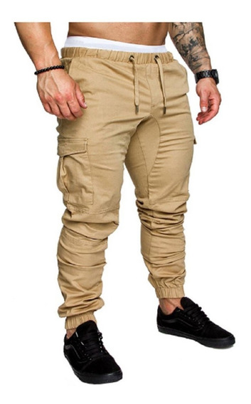 Cargo Jogger Power Men Fashion Gabardina Prelavada
