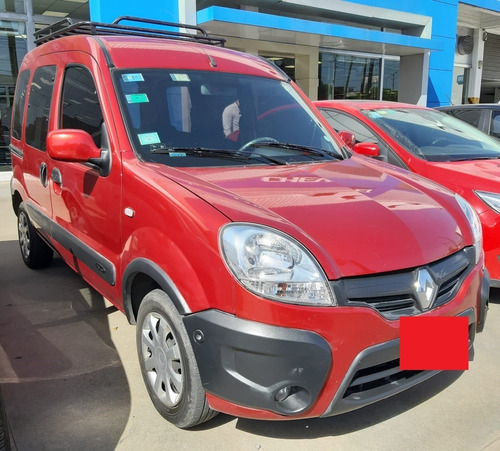 Renault Kangoo Authentique Plus 7 Asientos 2014 Usado#7