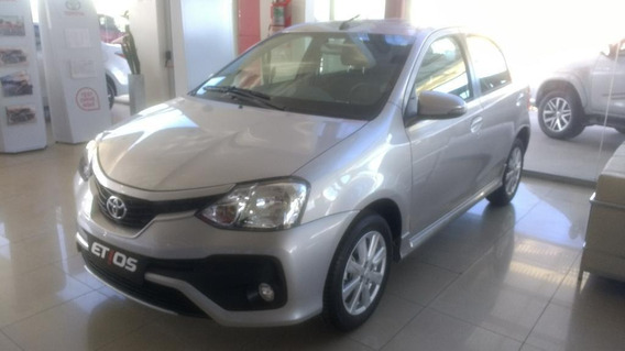 Toyota Etios 1.5 5p Xls 4at L/18 2019