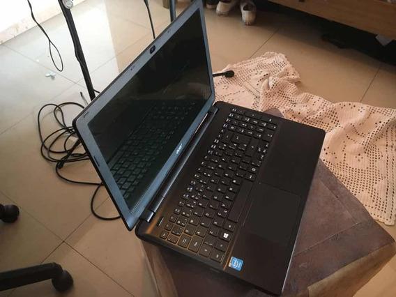 Notbook Acer E5