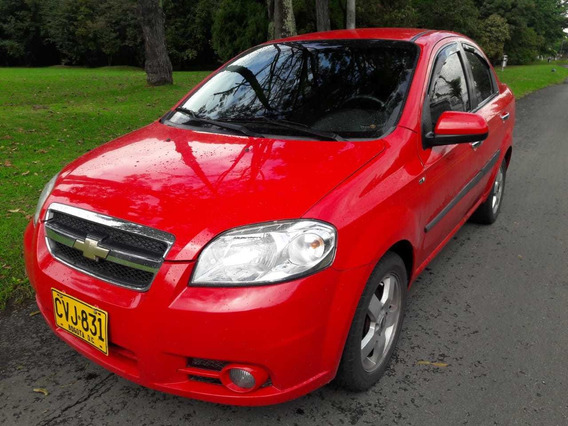 Chevrolet Aveo Emotion 1.6 Mec. Full Equipo