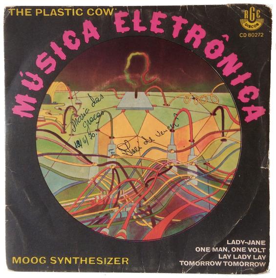 The Plastic Cow Música Eletrônica - Compacto Vinil