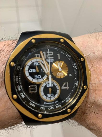 Relógio Swatch Novo Peça De Colecionador Raro
