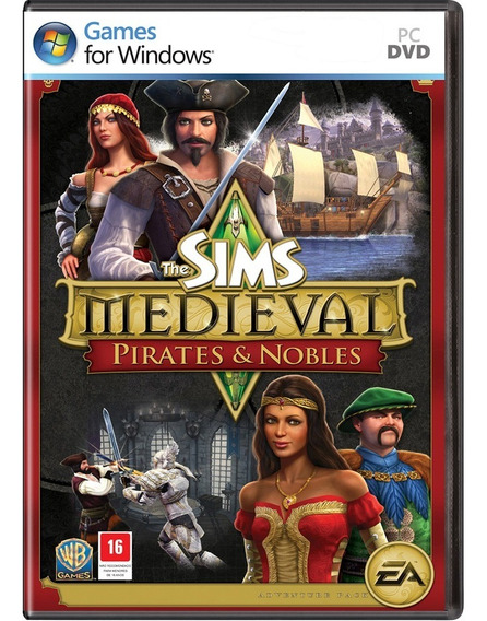The Sims Medieval Piratas E Nobres Pc Game