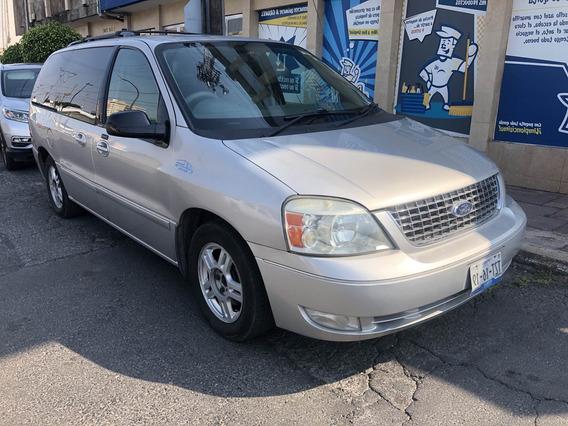 Ford Freestar 4.2 Se Impecable Y Al Corriente