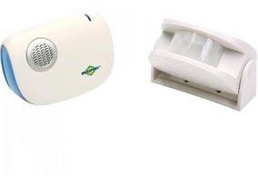 Anunciador De Presença C/ Sensor E Receptor 8396 - Brasfort