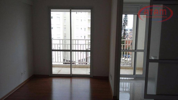 Apartamento Com 3 Dormitórios À Venda, 66 M² Por R$ 415.000,00 - Vila Nivi - São Paulo/sp - Ap1373