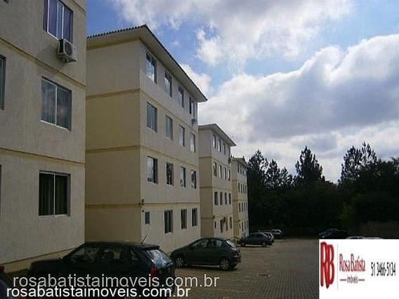 Apartamento Com 02 Dormitório(s) Localizado(a) No Bairro Olária Em Canoas / Canoas - A145