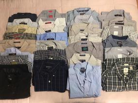 Lote De 45 Camisas Hombre Talla Xl, Chaps Dockers Lee Haggar