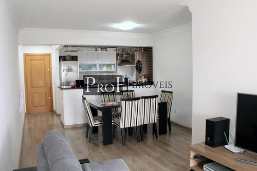 Imagem 1 de 15 de Apartamento Para Venda Em Santo André, Vila Valparaíso, 3 Dormitórios, 1 Suíte, 2 Banheiros, 2 Vagas - Vilartsta