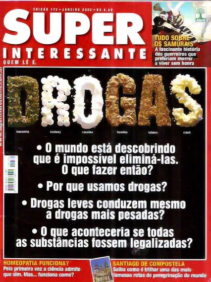 Revista Superinteressante Janeiro 2002 - Drogas
