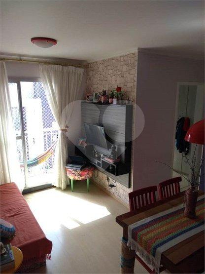 Apartamento Na Vila Nova Cachoeirinha Com 2 Dormitórios, Sala Com Sacada - 170-im354536
