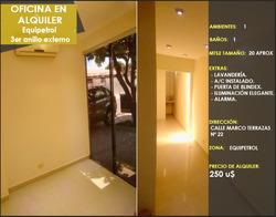 Alquilo Bonita Y Elegante Oficina, Zona Equipetrol.