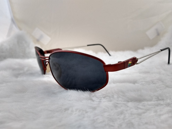 Óculos Sol, Metal, Vintage, Unissex, Benetton, F1 M-7590