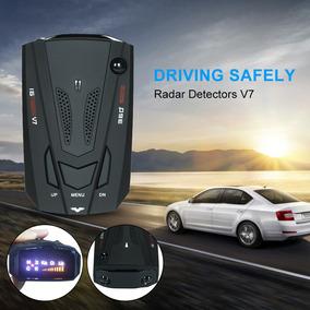 Velocidade Detetor Rada Laser Móvel Voz Alerta Aviso Auto V7