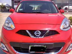 Nissan March Advance Nav2018 Automático Seminuevogarantizado