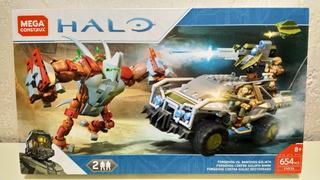 Halo® Forgehog Vs Banished Goliath Mega Construx! Outlet!