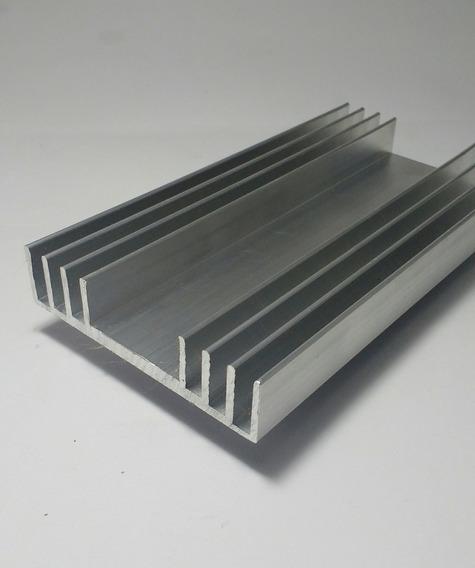 Dissipador Aluminio 8,6cm Largura X 60 Cm