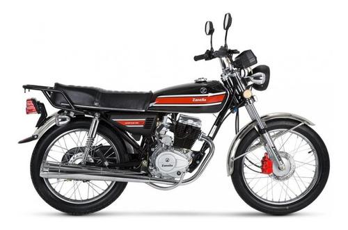 Moto Sapucai Clásica 125 Cc Zanella 0km